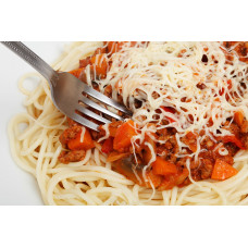 Spaghetti & Cheese