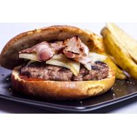 Salmon & Onion Sandwich