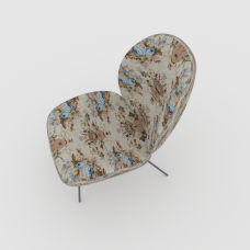 Printed chair