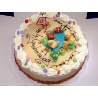 ANIMAL BIRTHDAY CAKE FOR KIDS