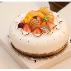 VENNILA FRUITS BIRTHDAY CAKE