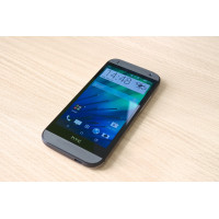 HTC ONE M7 LTE (SILVER - DARK)