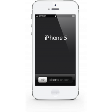 APPLE IPHONE 5(SILVER)