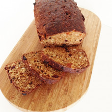 SWEET BREAD WITH NUTES