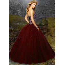 Red Evening Dress